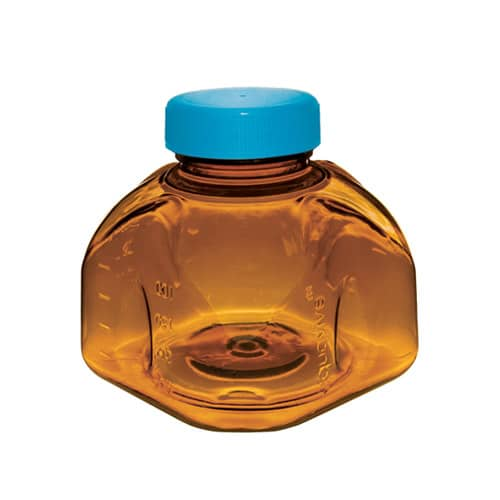 Aquavive® Mouse Amber Water Bottle - NCE Lifesciences | Laboratory